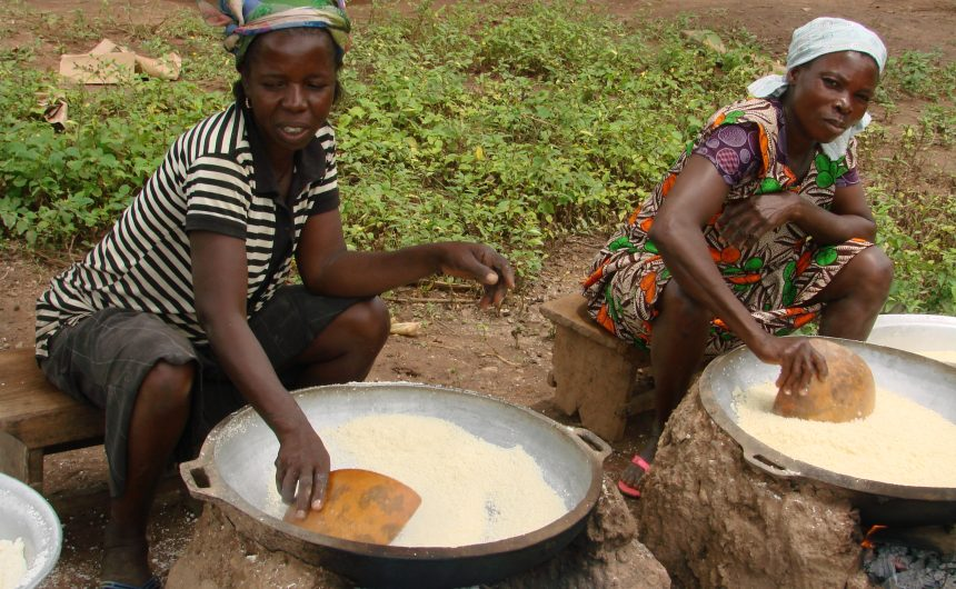 Providing IT skills to women in agribusiness and youth in Kpassa, Ghana