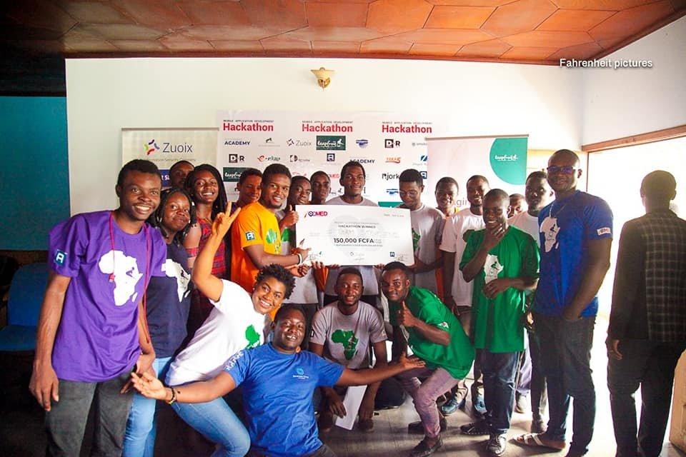 Leapfrog und Activ Spaces organisieren Mobile App Development Hackathon in Buea, Kamerun