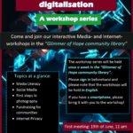"""""""Empowerment through digitalisation"""" – 2. Phase des Trainingsprogramm startet in Mathare"""